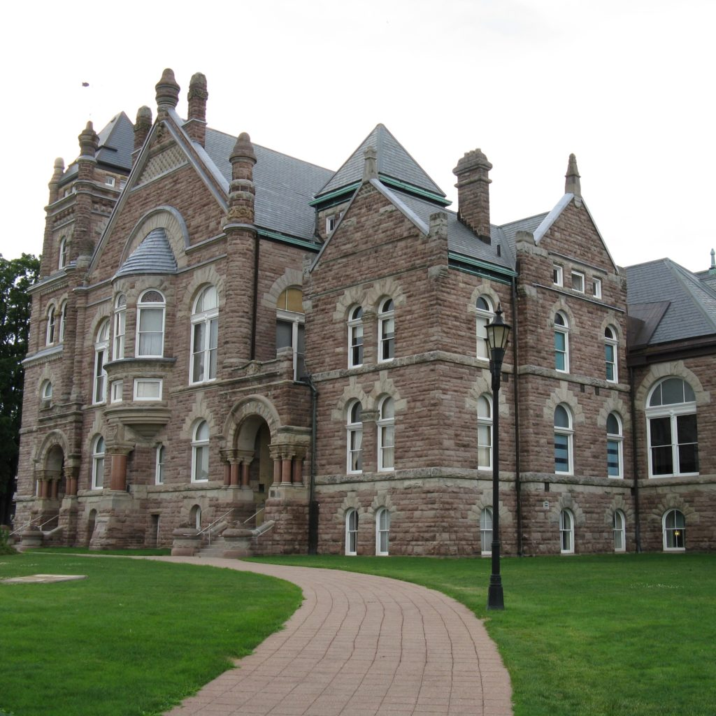 Oxford Country Courthouse