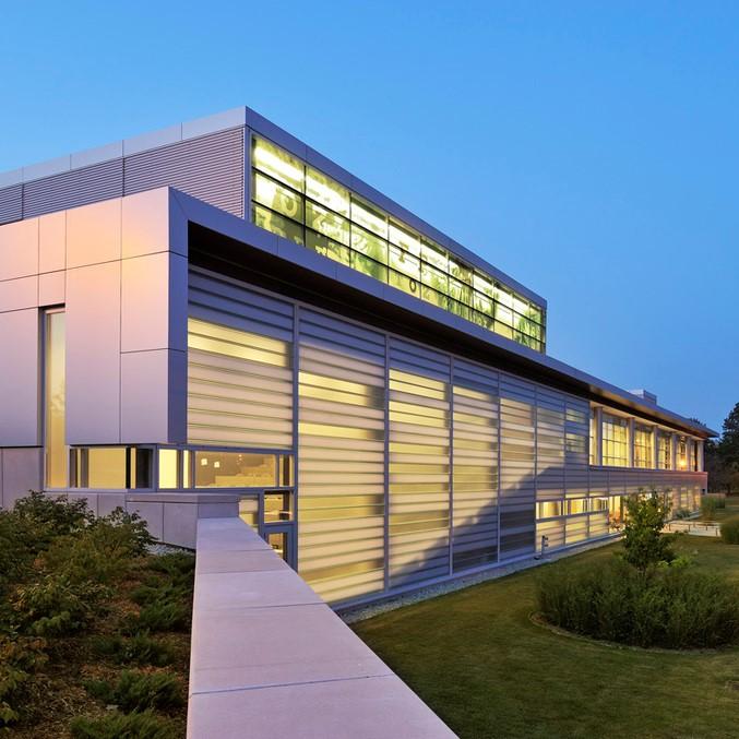 University of Waterloo Optometry Building